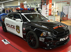 Dodge Charger SRT8 Police Edition от Geiger Cars