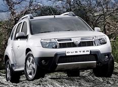 Dacia работает над обновленным кроссовером Duster