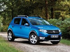 Объявлены цены на Dacia Sandero Stepway в Британии