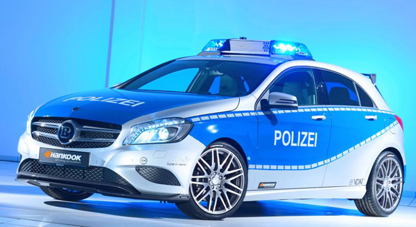Mercedes-Benz A-Class «Tune it! Safe!» от Brabus