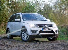 Suzuki Grand Vitara 2013 поступил в продажу
