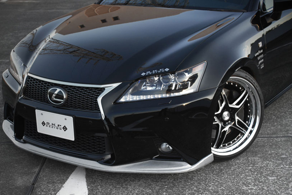 Lexus GS 2013 в обвесе Skipper Design » Автомобили и тюнинг