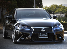 Lexus GS 2013 в обвесе Skipper Design