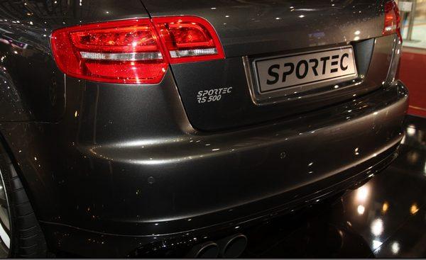 Sportec обновил программу доработки для Audi RS3