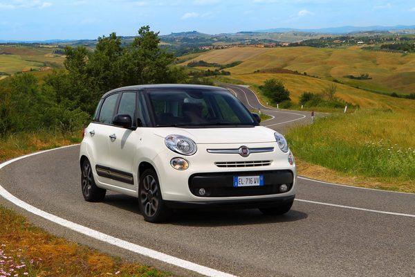 FIAT огласил цены на новый минивэн 500L