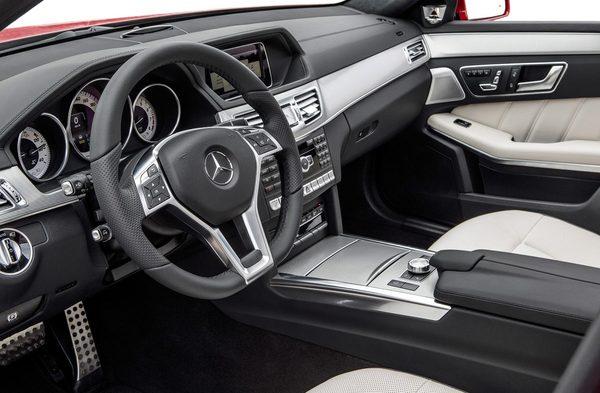 Официальные фото Mercedes-Benz E-Class 2014