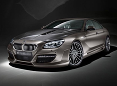 BMW 6-Series Gran Coupe от Hamann Motorsport