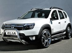 Dacia Duster в тюнинге ателье Elia
