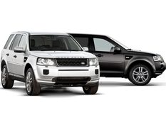 Land Rover выпустил Freelander Black&White Edition