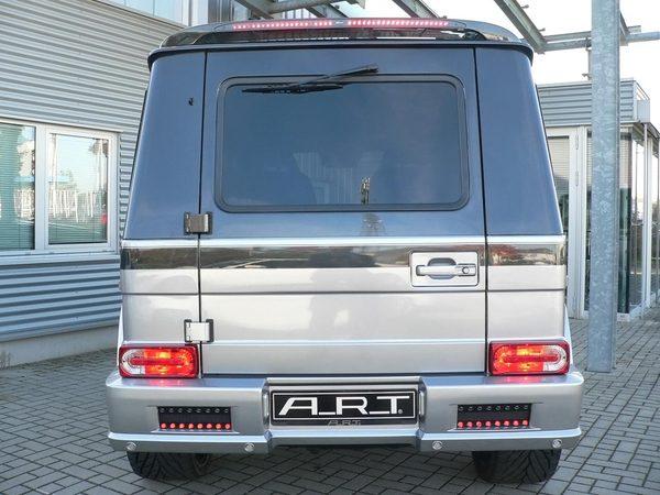 A.R.T. доработает Mercedes-Benz AMG G63/G65 2013