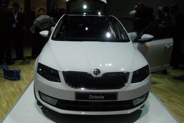 Новая Skoda Octavia 2013 поступила в производство