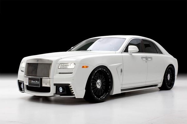 Rolls-Royce Ghost от ателье Wald International