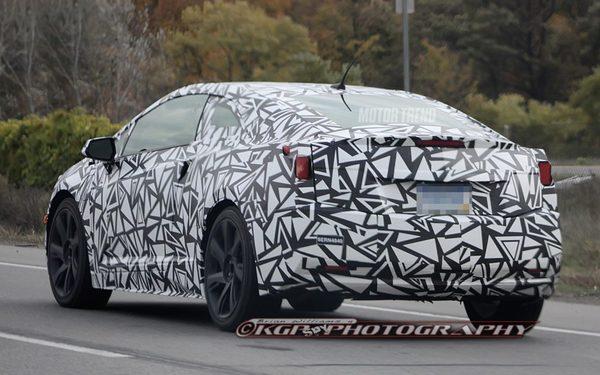 Электрокупе Cadillac ELR дебютирует в Детройте