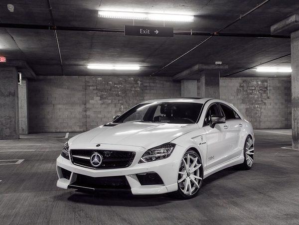 Mercedes-Benz CLS в тюнинге Misha Designs