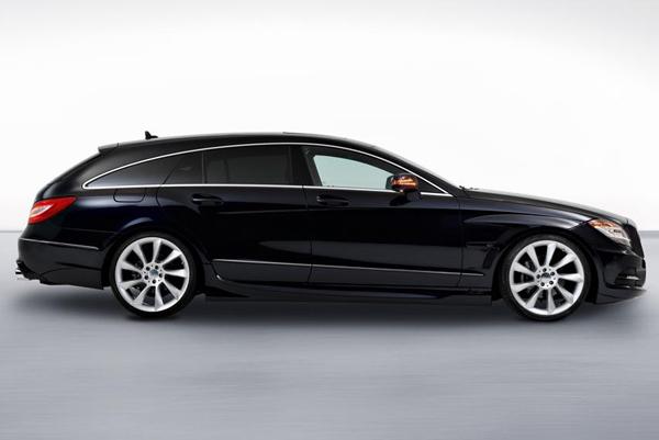 Mercedes-Benz CLS Shooting Brake от Lorinser