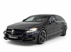 Mercedes-Benz CLS Shooting Brake от Lorinser