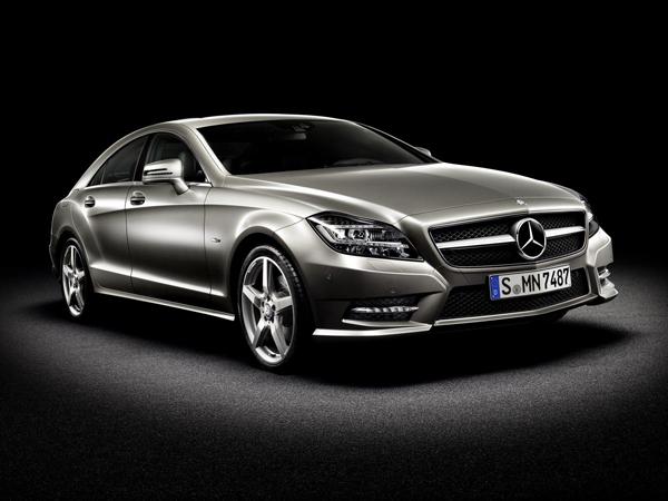 Линейка Mercedes-Benz пополнится версией CLS 400