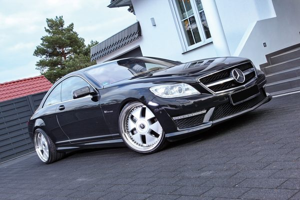 Mercedes-Benz SL, CLS, CL в тюнинге PP Exclusive