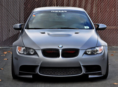 BMW M3 E92 Frozen Gray от European Auto Source