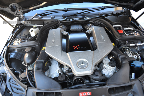 Kleemann форсировал моторы Mercedes 63 AMG