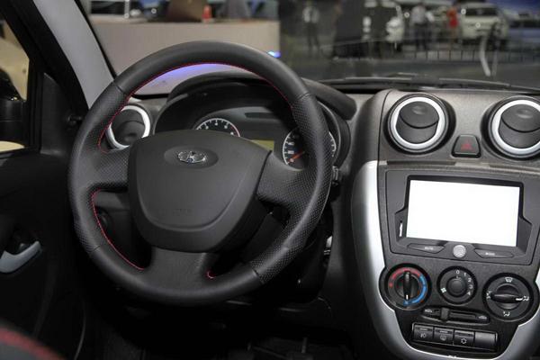 В 2013 году Lada Granta получит 106-сильный мотор