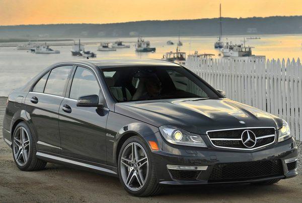 Mercedes-Benz C-Class AMG получит 4,0-литровый V8