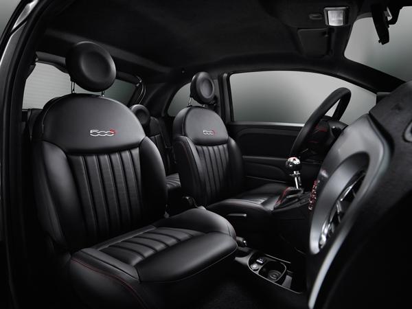 FIAT 500 обзавелся новой модификацией 500S