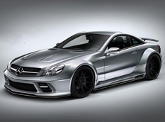 Mercedes-Benz SL-Class R230 от Renown Auto Style