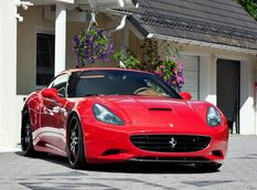Ferrari California от CDC Performance