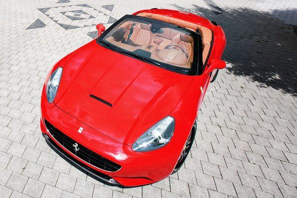Ferrari с немецким тюнингом