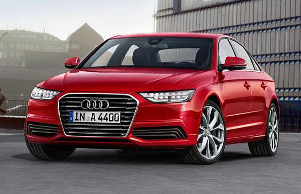 Следующее поколение Audi A4 появится в 2014 году