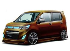 Suzuki покажет два концепта на базе Wagon R