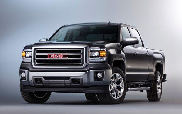 General Motors представил пикап Sierra 2014