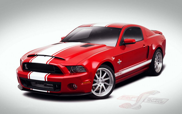 Shelby GT500 Super Snake от Galpin Auto Sports
