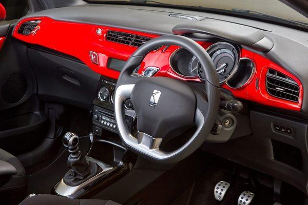 Citroen представил DS3 Red Edition для Британии