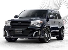 Toyota Land Cruiser 2013 от Wald покажут в Токио