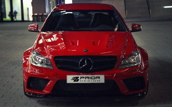 Mercedes-Benz C-Class Coupe от Prior Design