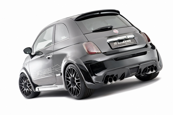 FIAT 500 Sportivo в тюнинге Hamann Motorsports