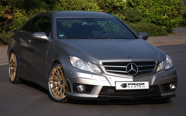 Mercedes-Benz E-Class C207 в тюнинге Prior Design