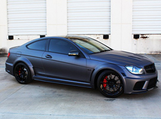 Mercedes C63 Black Series от Superior Auto Design