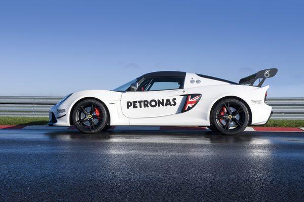 Lotus представит Exige V6 Cup R в Бирмингеме