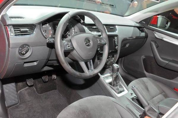 Стали известны британские цены Skoda Octavia 2013