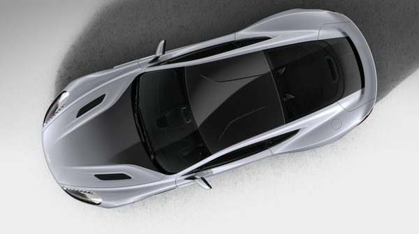 Aston Martin Centenary Edition - юбилейное издание