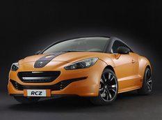 Peugeot анонсировал издание RCZ «Arlen Ness»