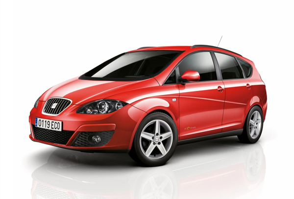 SEAT анонсировал компактвэн Altea Copa Edition
