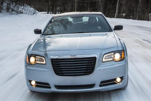 Chrysler 300 Glacier Edition оценили в 36 845$