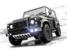 Land Rover Defender «Winter Edition» от А. Kahn