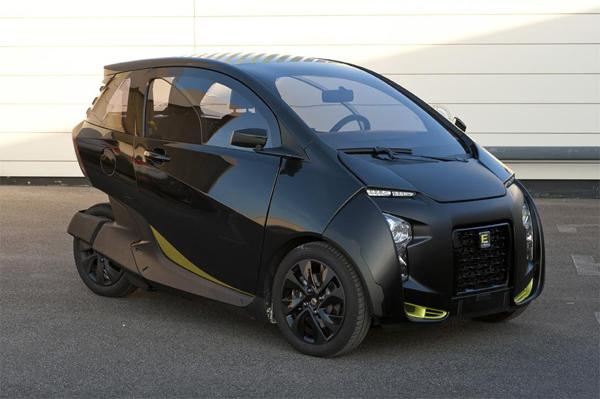 PSA Peugeot Citroen обновил электрокар VéLV