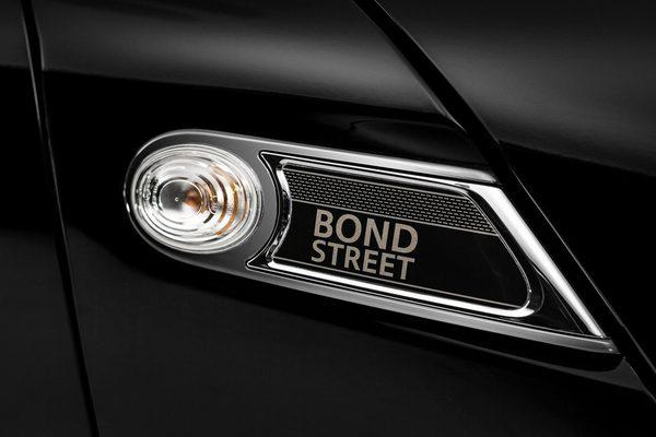 MINI представил спецверсию Clubman Bond Street