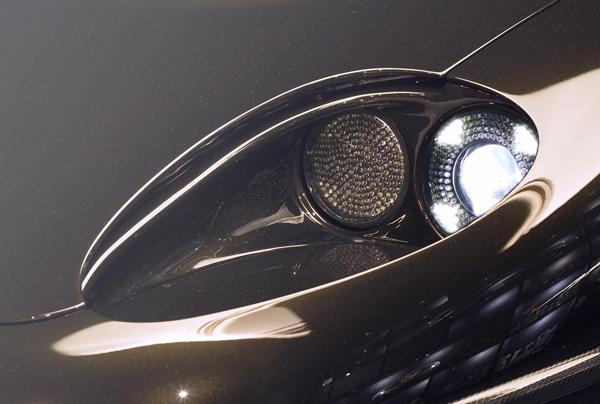 Jaguar XJ220 в тюнинге OVERDRIVE AD